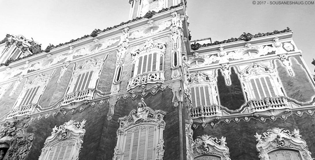 Museu Nacional de cèramica i de les arts sumptuàries, Valencia,Spain