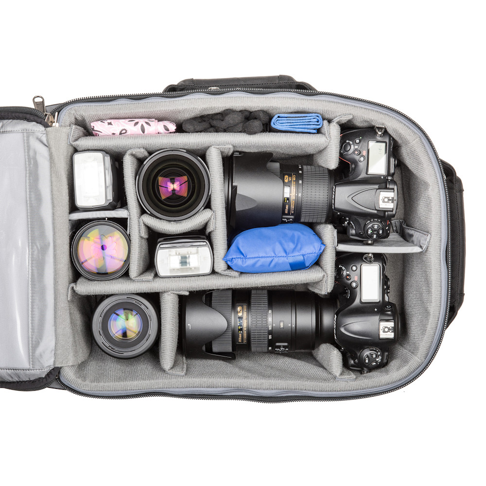 What's in our photo bags?