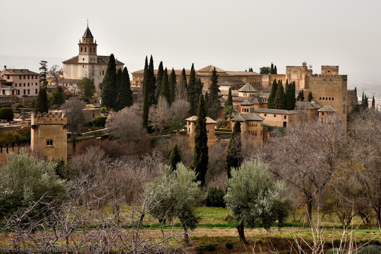 Alhambra, Granada – Spain (Part II)