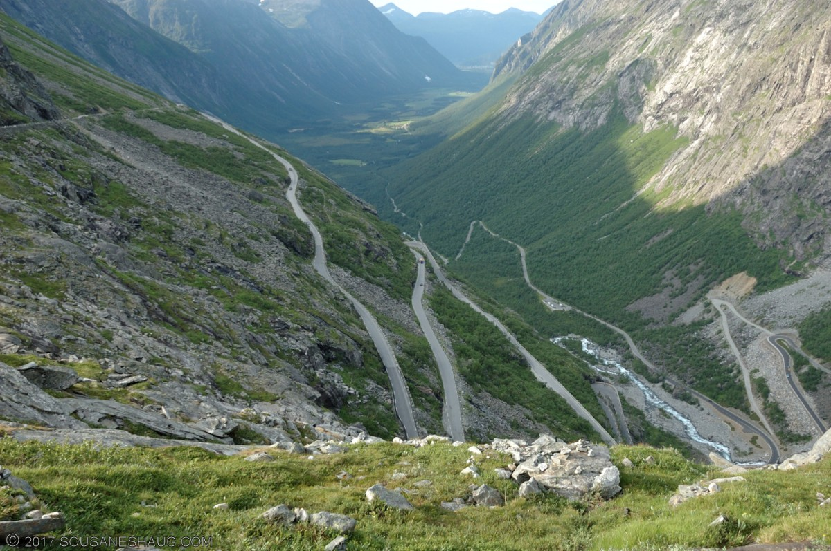 Trollstigen (Trolls' Path), Norway