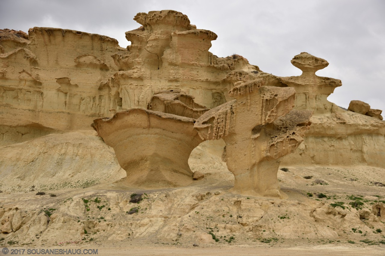 Erosiones de Bolnuevo-Murcia-Spain-00126