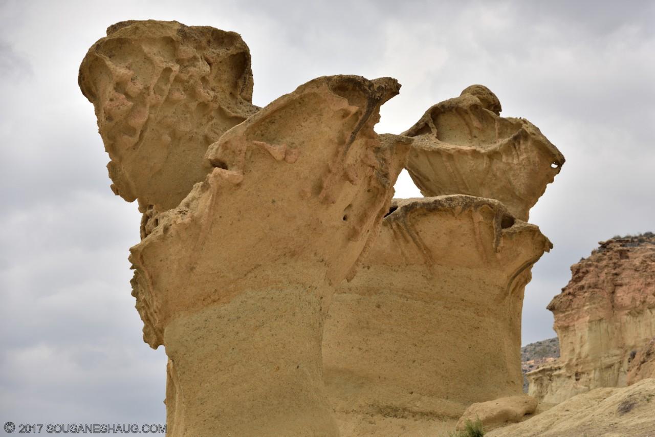 Erosiones de Bolnuevo-Murcia-Spain-00127