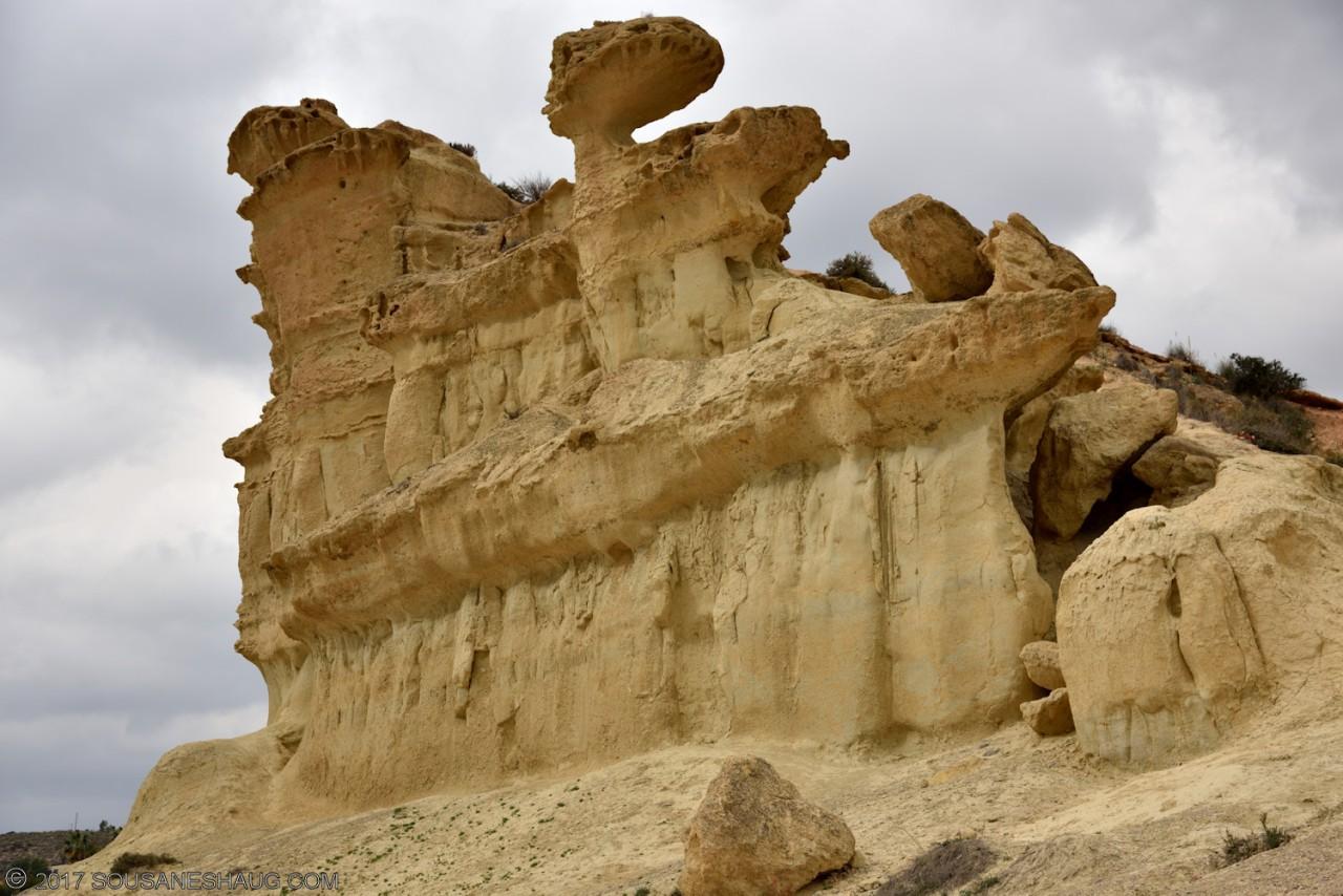 Erosiones de Bolnuevo-Murcia-Spain-00128