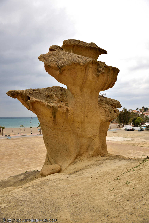 Erosiones de Bolnuevo-Murcia-Spain-00132