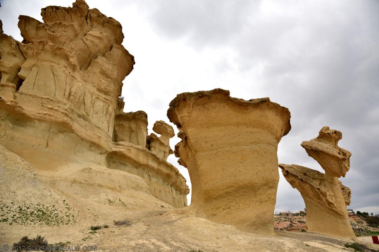 Erosiones de Bolnuevo-Murcia-Spain-00134