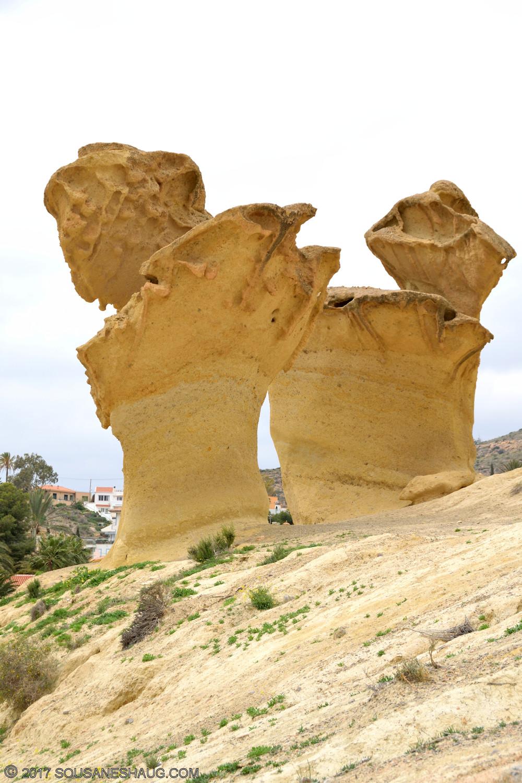 Erosiones de Bolnuevo-Murcia-Spain-00140