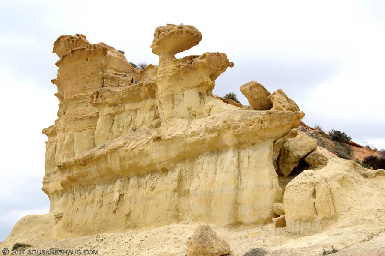 Erosiones de Bolnuevo-Murcia-Spain-00141