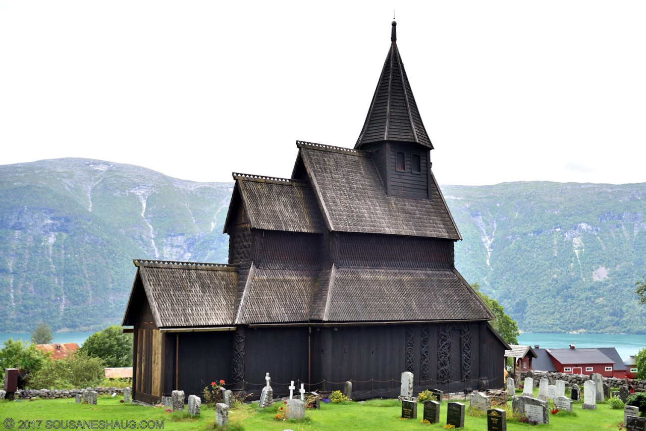 Urnes Stavkirke (Stave Church), Norway