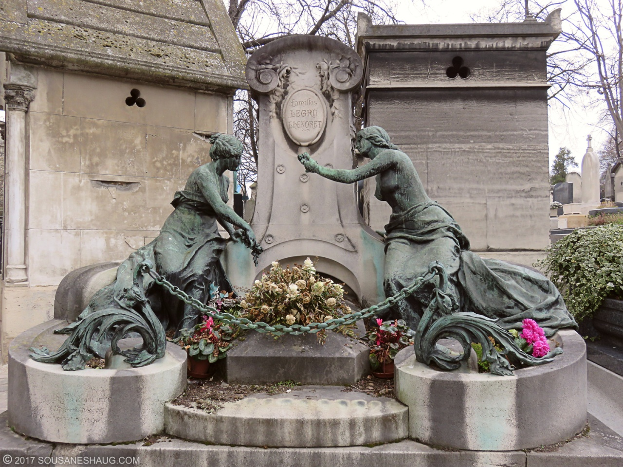 Pere Lachaise, the beauty of the French cemetery (PartII)