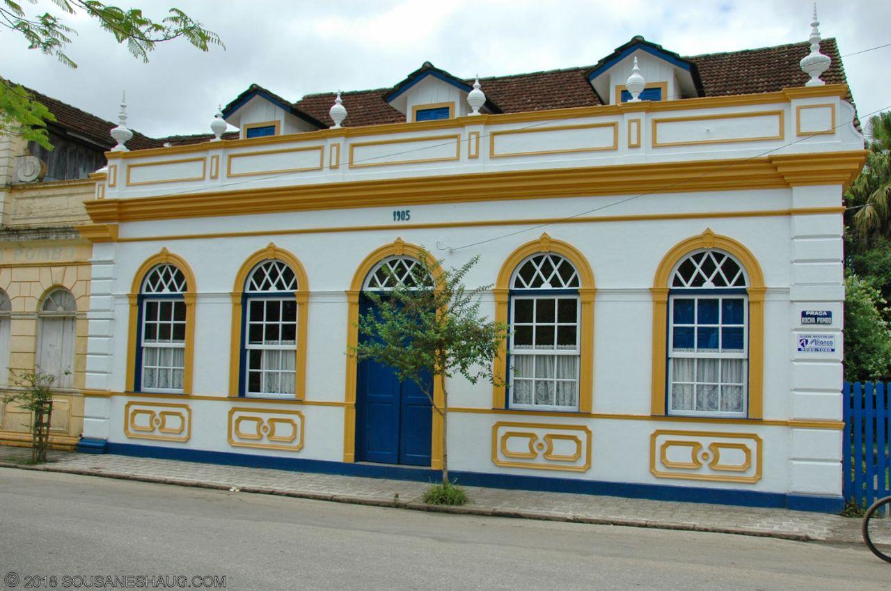 Curitiba - Paranagua 0461