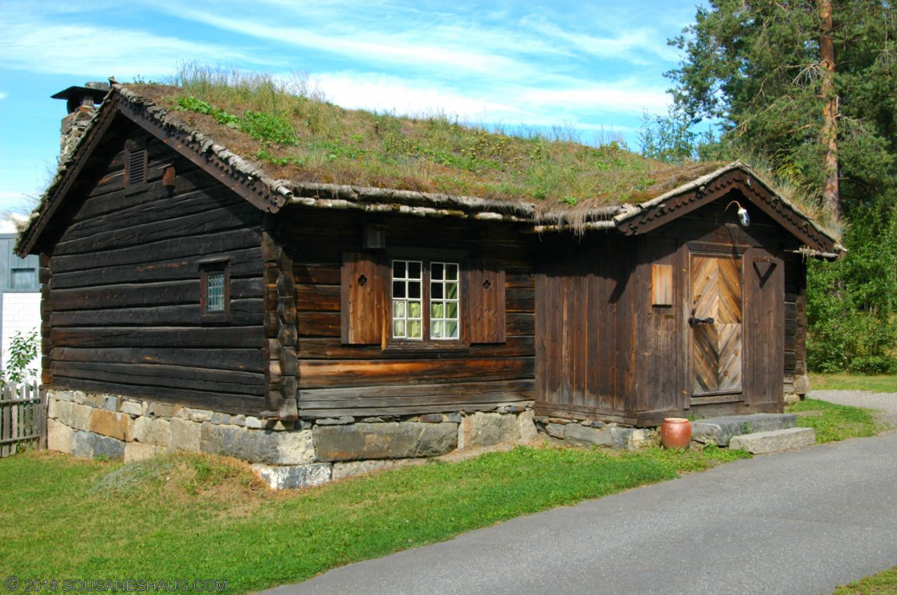 Maihaugen open-air Museum, Norway