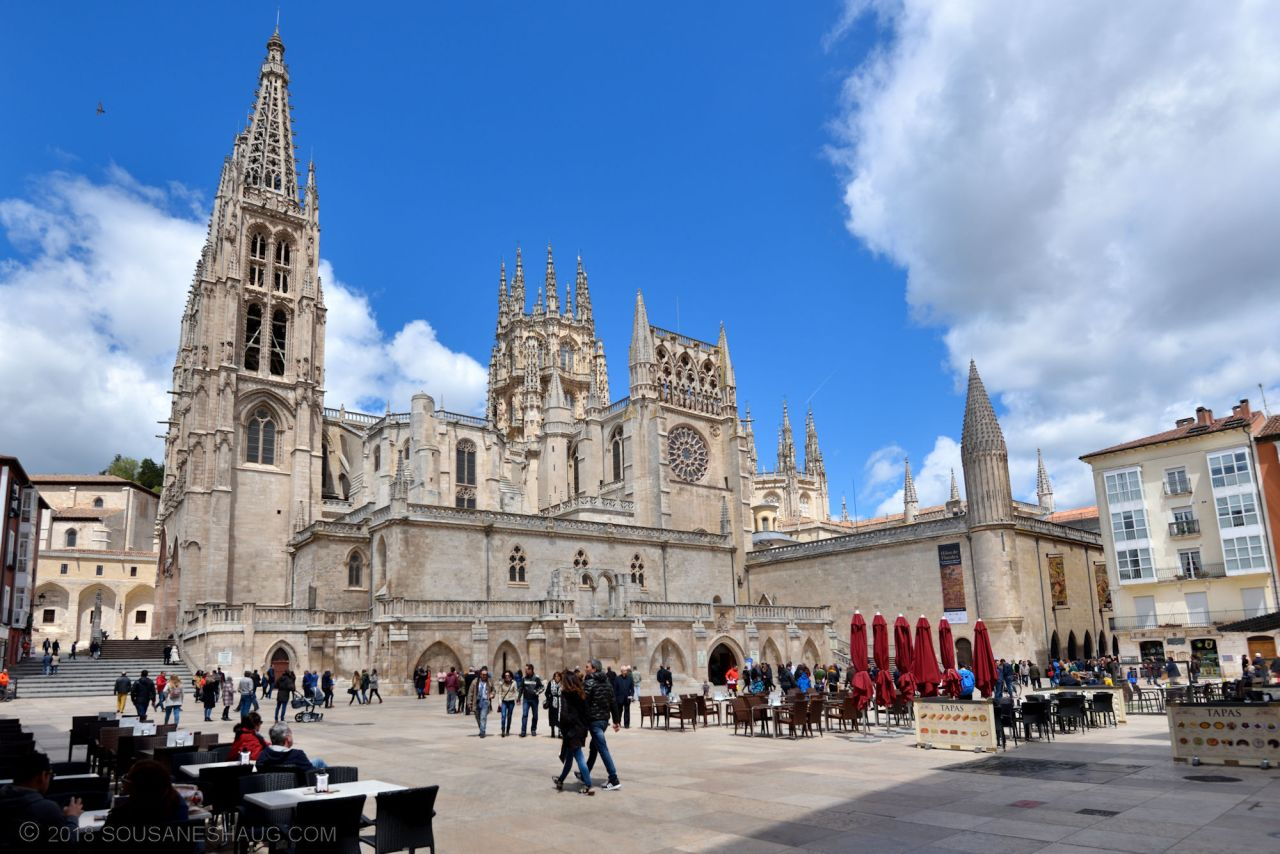 Burgos Cathedral, Spain
