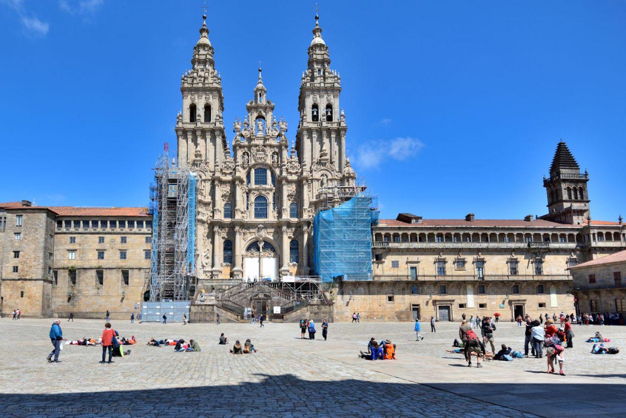 Santiago de CompostelaCathedral